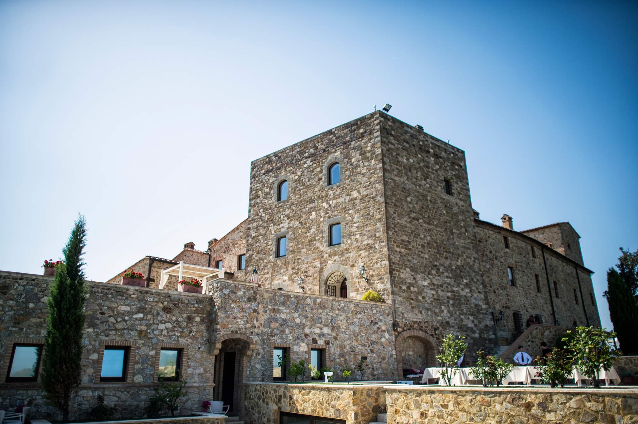 Matrimonio Toscana Castello : Renata fred matrimonio castello di velona montalcino