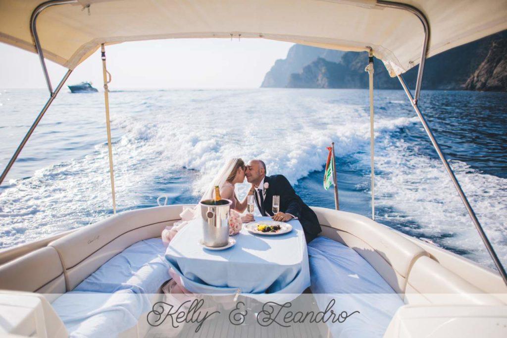 wedding photographer in portofino