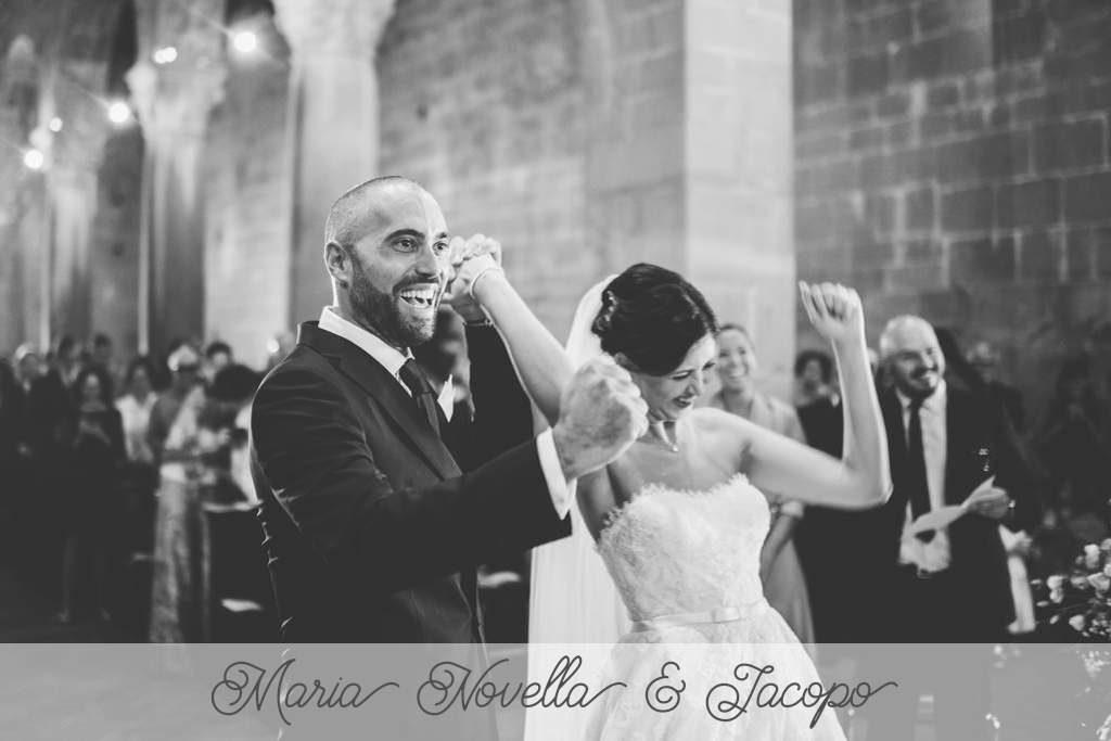 un bellissimo matrimonio in toscana