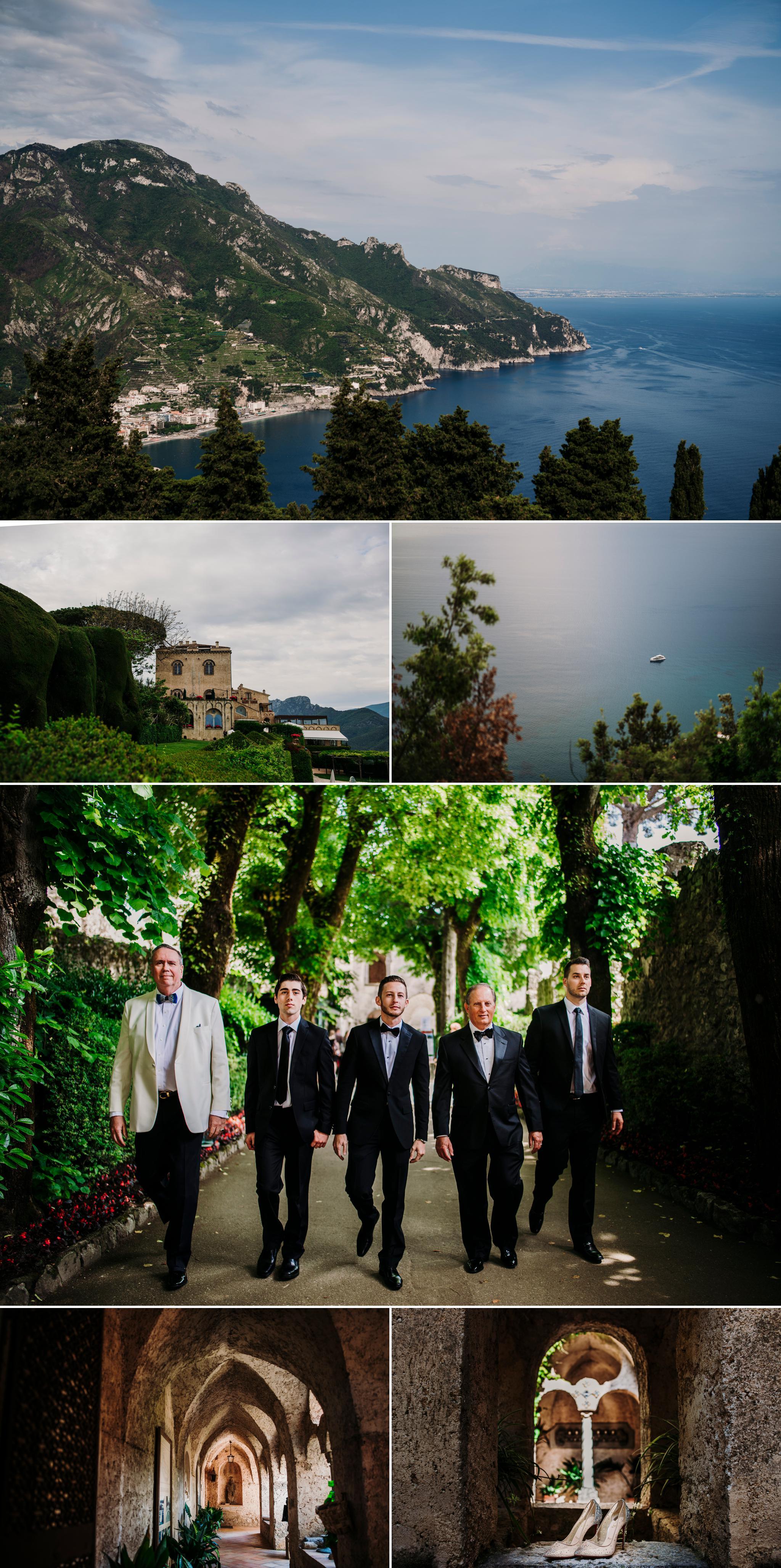 Wedding Photographer Villa Cimbrone12