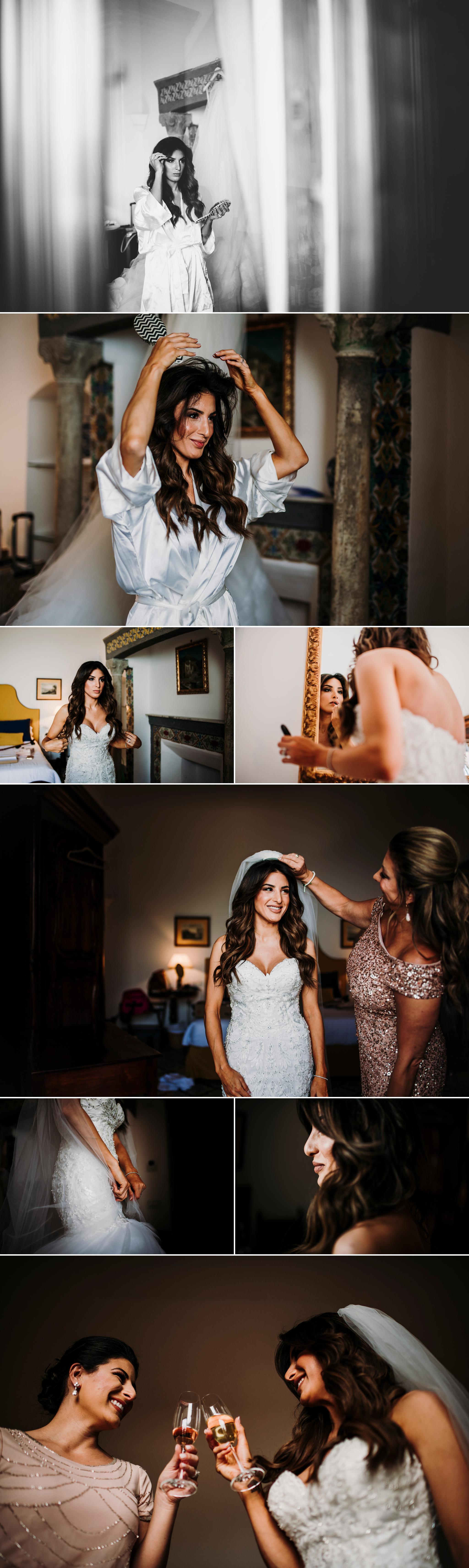 Wedding Photographer Villa Cimbrone13