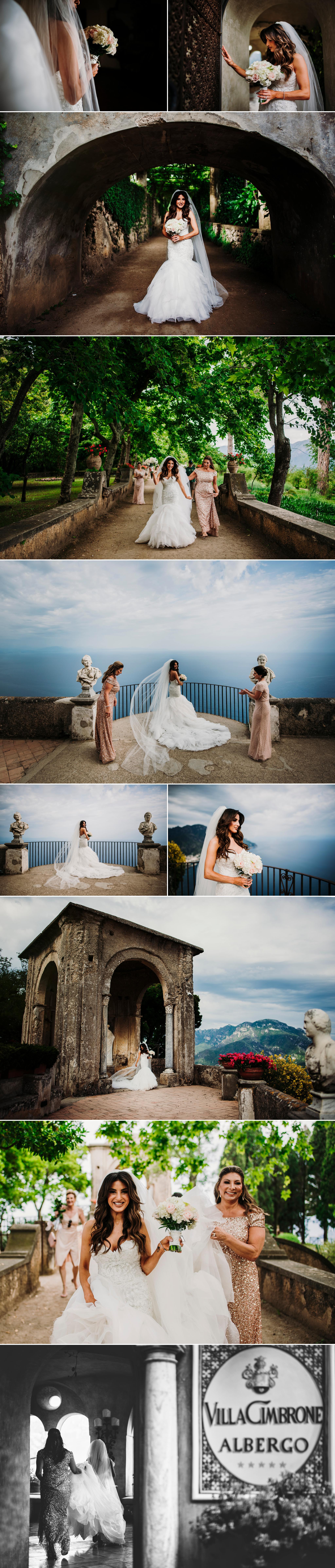 Wedding Photographer Villa Cimbrone14