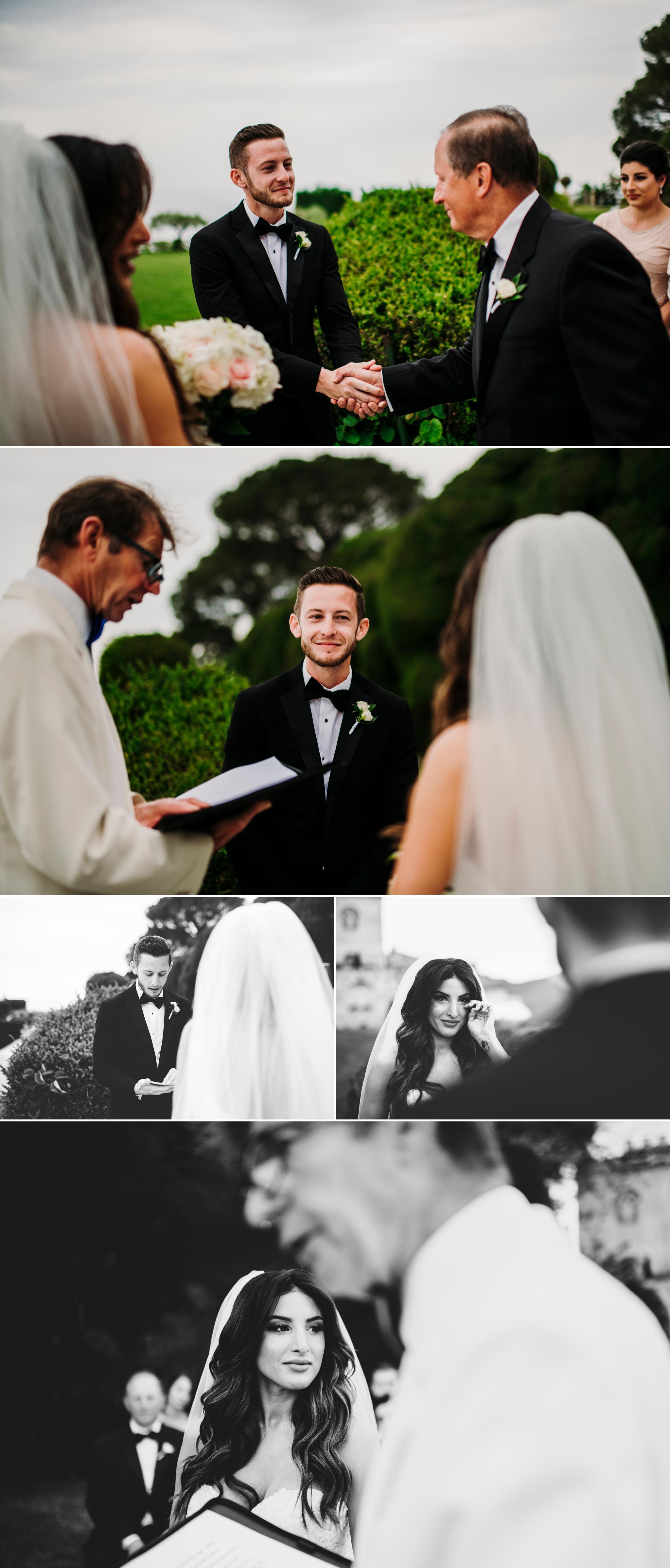 Wedding Photographer Villa Cimbrone17