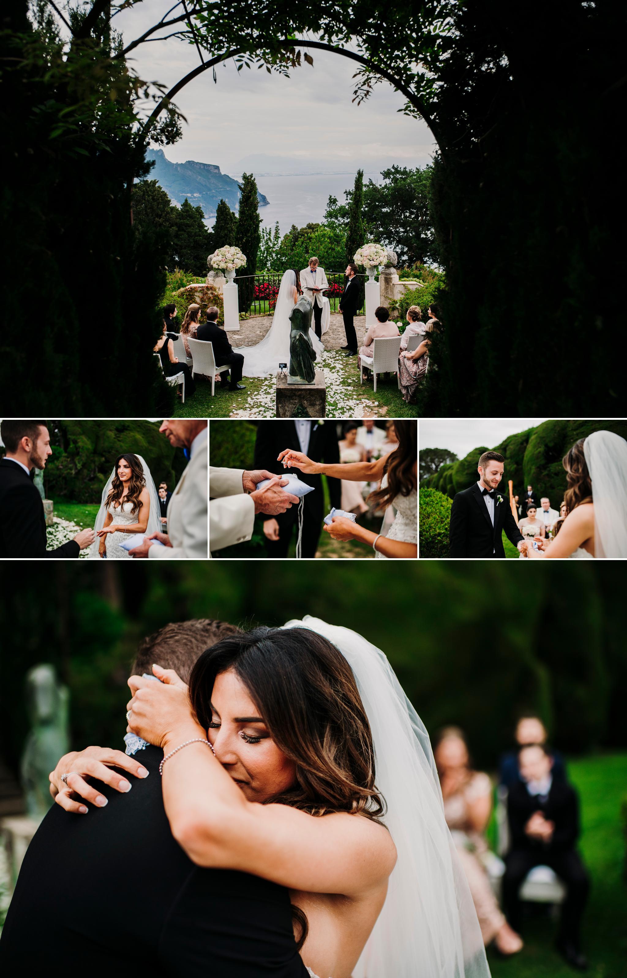 Wedding Photographer Villa Cimbrone18