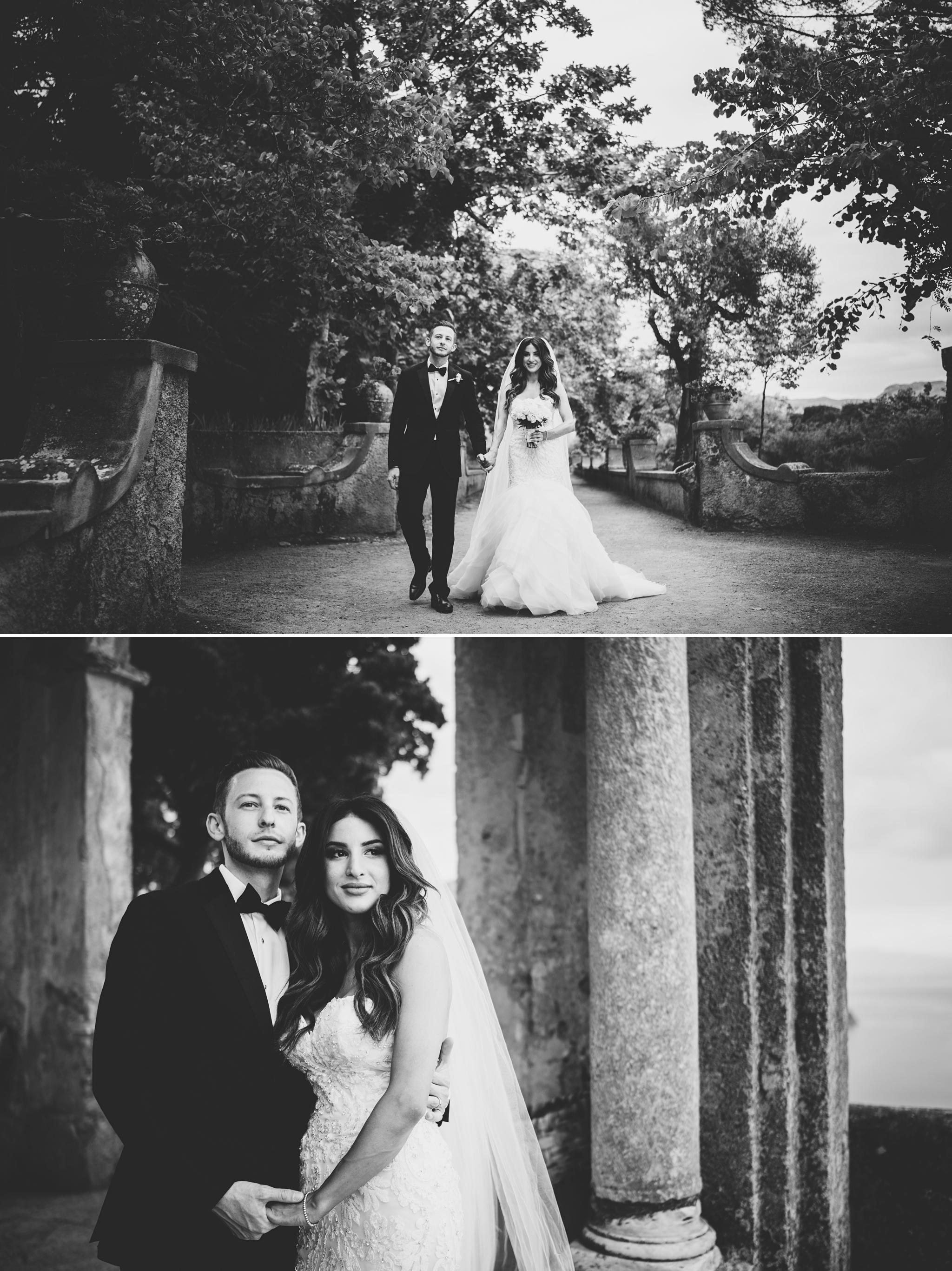 Wedding Photographer Villa Cimbrone19
