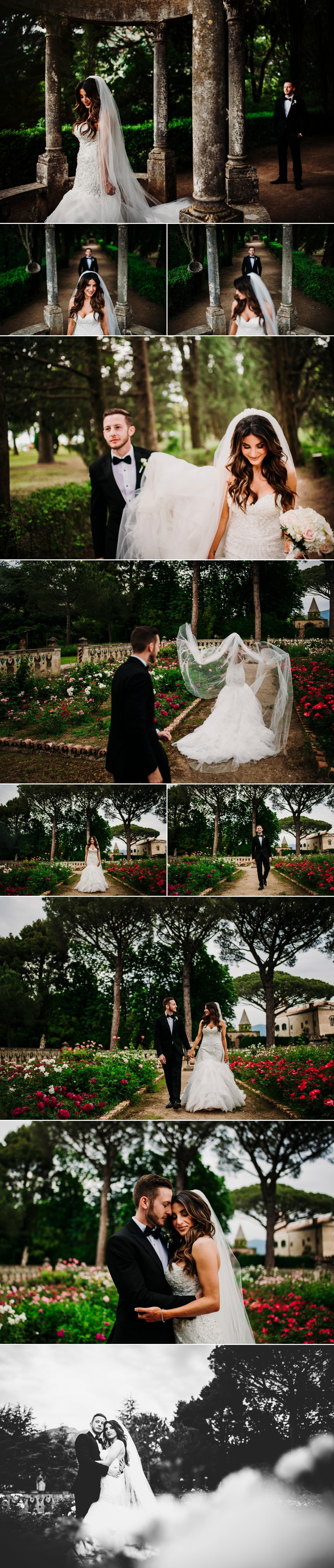 Wedding Photographer Villa Cimbrone21