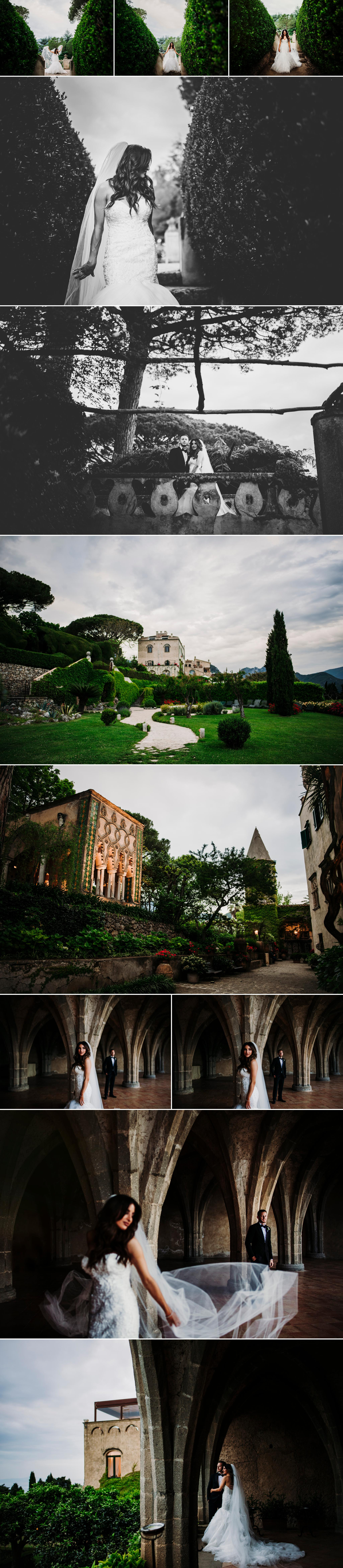 Wedding Photographer Villa Cimbrone22